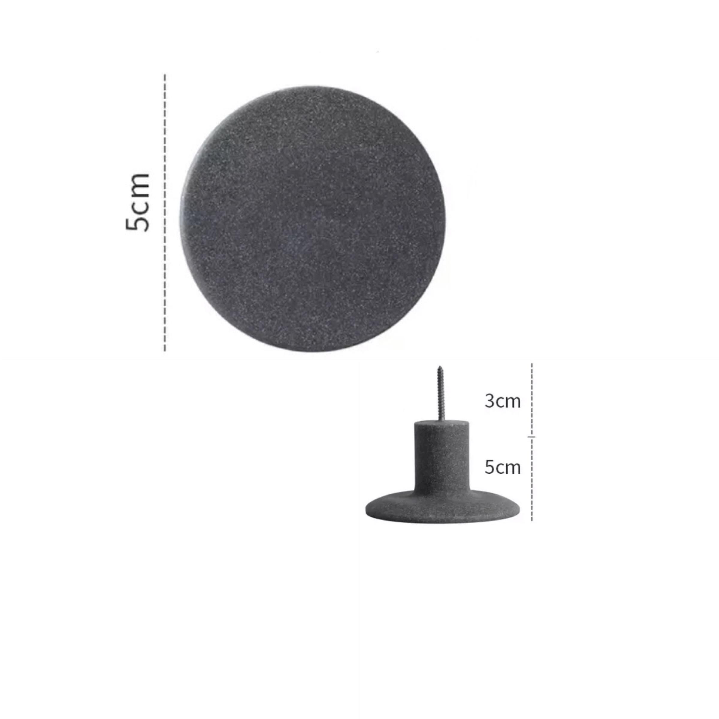 Wandhaak grijs 5 cm kopen?
